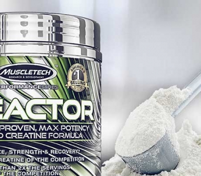 Creactor – Creatine Comes Clean