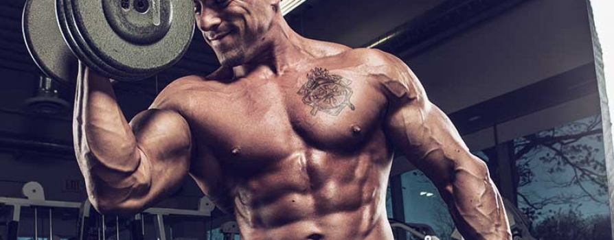 Gain an Inch on Your Arms in 24-Hours!