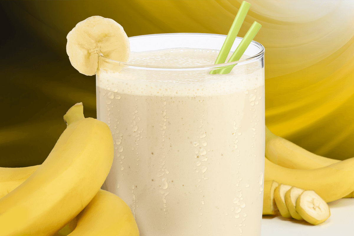 Banana Blast Smoothie