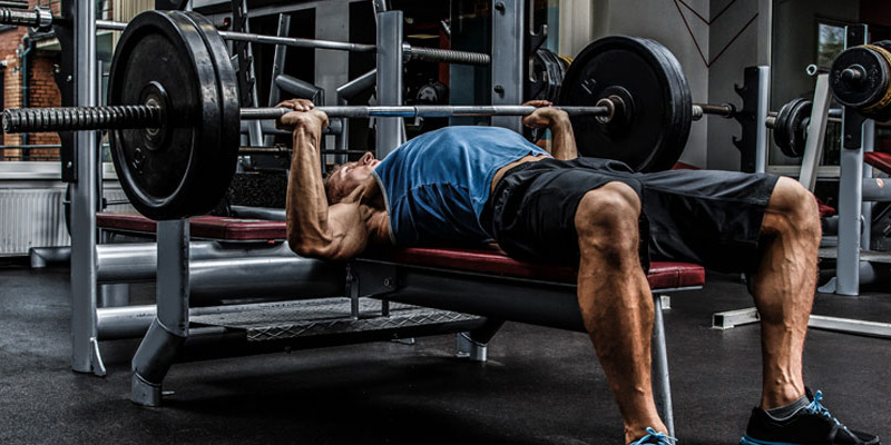 Add 50 Pounds to Your Bench Press | MuscleTech